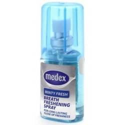Medex Odświeżacz do ust Minty Fresh 20ml