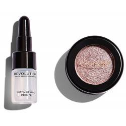Makeup Revolution Cień Foliowy do Powiek Flawless Foils Rose Gold