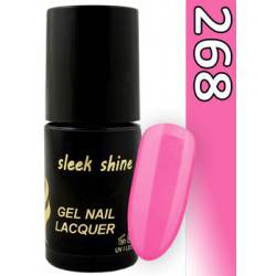 Sleek Shine, lakier hybrydowy, gel nail, 268, 5ml