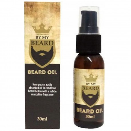 By My Beard Beard Oil, olejek do pielęgnacji brody, 30ml