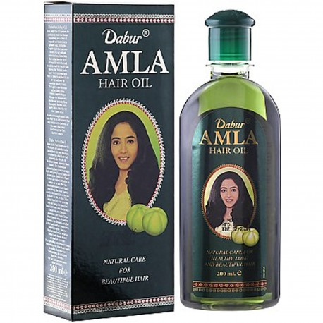 Dabur Amla Hair Oil Olejek Do Włosów, 200ml