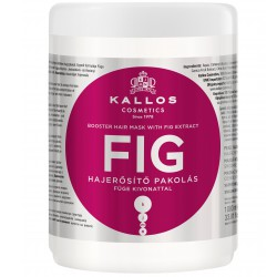 Kallos FIG Maska do włosów cienkich 1000ml