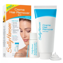SH Creme Hair Remover Duo Kit For Face 2030, krem do usuwania włosków z twarzy