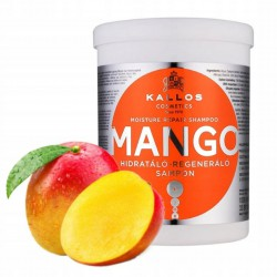 Kallos Mask - Mango - maska do włosów, 1000 ml