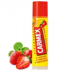 Carmex Strawberry balsam do ust w sztyfcie, 4,25g