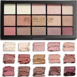 Paleta 15 Cieni do Powiek ICONIC 3 Makeup Revolution