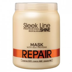 Stapiz Sleek Line Repair Mask, maska regenerująca do włosów, 1000ml