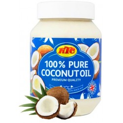 Olej kokosowy - KTC Pure Coconut Oil 500 ml