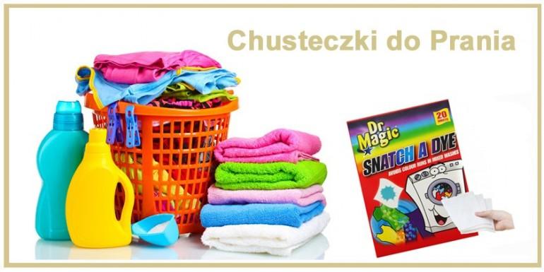 Chusteczki do prania